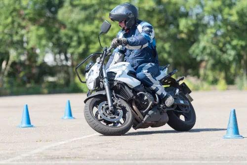 Motorrijbewijspoint Terneuzen motor rijtest