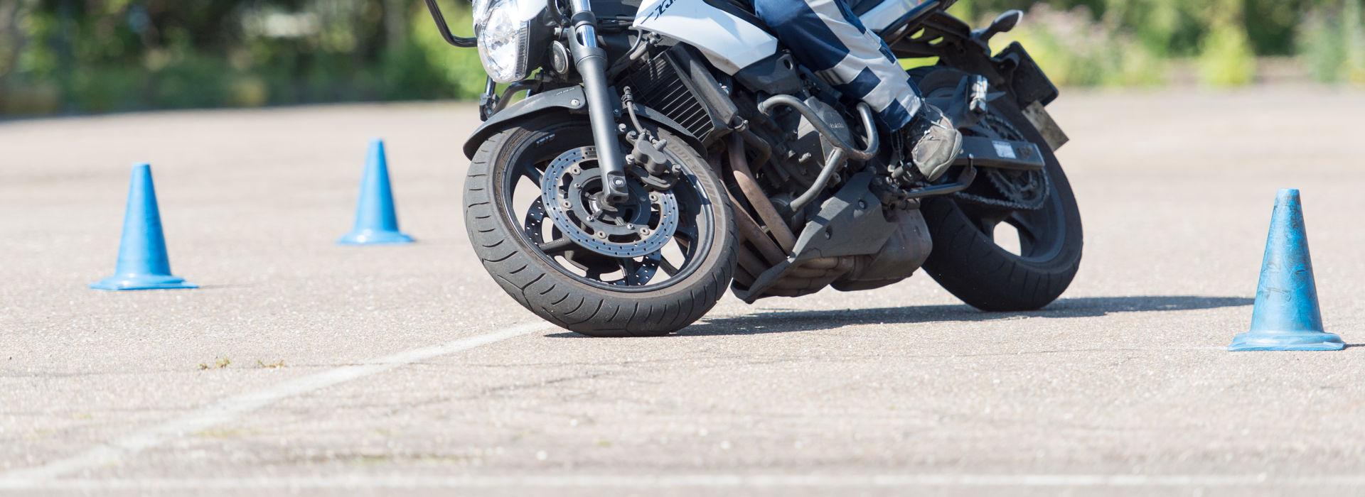 Motorrijbewijspoint Terneuzen rijtest