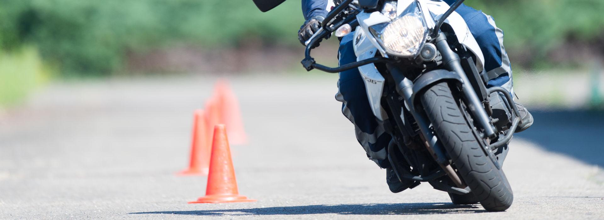 Motorrijbewijspoint Terneuzen motor rijvaardigheid
